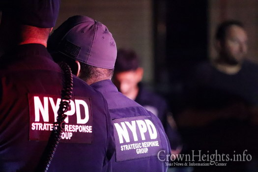 Gun Recovered After NYPD Foot Pursuit in Crown Heights
