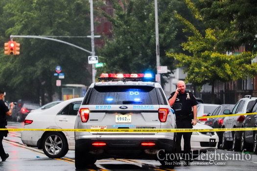 Another Shooting Rocks Crown Heights, Snarls Traffic on Eastern Parkway