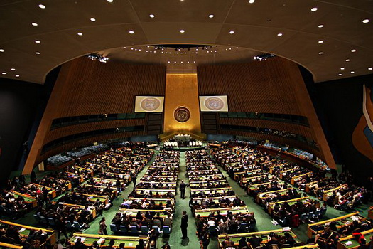 UN General Assembly Means Manhattan Road Closures, Here's The Closure List