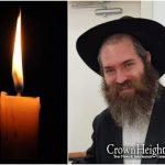 BDE: Rabbi Yariv Shimon Aloni, 45, OBM