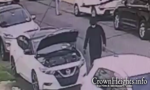 Suspect Disguised As a Chassidic Jew Sought For Queens Murder