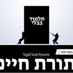 Big Improvement to Yagdil Torah's Toras Chaim Project As It Goes International