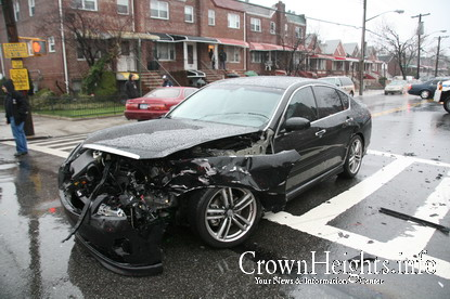 Hatzalah Member Involved in Serious Accident • CrownHeights info
